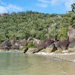 I love the boulder formations