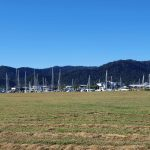 Airlie Beach Marina, we may stay there next time