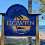 Bowen, top of the Whitsundays