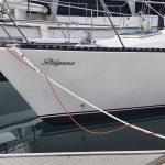 Bilyana our boat neighbour in Townsville