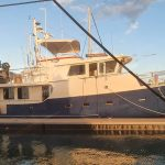 Reel Dreams, this boat cruised from the US prior to COVID but is a bit stuck now